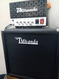 Amplificador Valvulado TMiranda