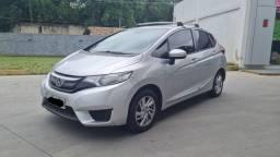 Título do anúncio: Honda Fit LX 1.5 Automático Muito lindo!!!