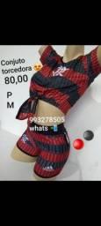 Vestidos flamengo