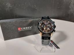 Título do anúncio: Relógio Curren Original Analógico