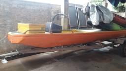 Vende se Canoa artesanal