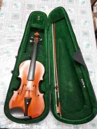 Título do anúncio: Violino 4/4 Palatino
