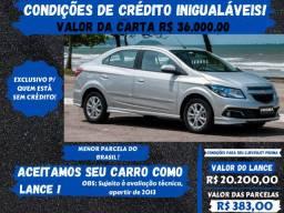 Chevrolet Prisma 2015 1.4 automático Ltz - Condições inigualáveis de aquisição no Brasil!