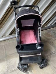 Vendo carrinho de bebê  tutti baby usado apenas 1 mês