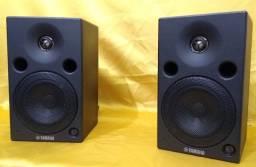 Caixa Monitor Yamaha Mod. MSP5 Ativa - Semi-Nova