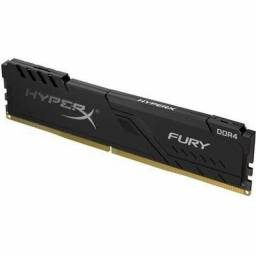 Título do anúncio: Memória Ram de PC 8gb, 2400mhz,  Kingston Hyper-X Fury , novo, original, lacrado