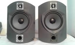 Título do anúncio: Caixas B&W - Rock Solud Sound - 150W - Made in England