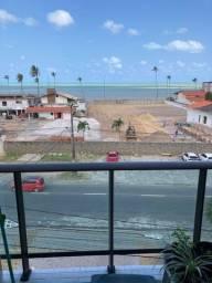 Título do anúncio: Alugo Aptº Jardim Oceania / 57m² / Mobiliado / Vista para o Mar / Piscina na cobertura