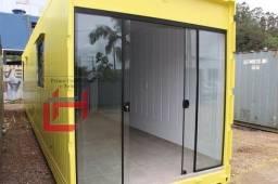 Container para comercio 30m² a partir de R$ 41.500,00
