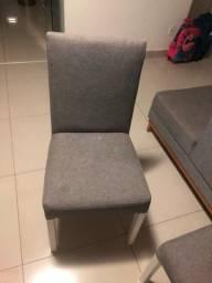 Título do anúncio: Cadeiras pra mesa de jantar