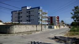 Apartamento Porcelanato Rio das Ostras, Elevador, 2 quartos sendo 1 suíte