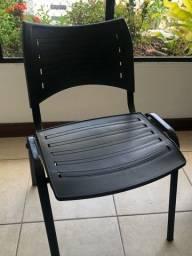 Título do anúncio: Cadeira ISO preta