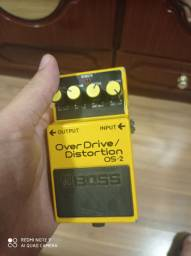 Pedal Boss overdrive os2