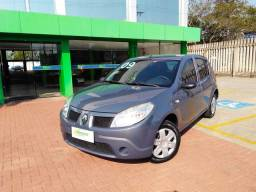 Título do anúncio: Renault SANDERO AUTHENTIC 1.0 16V FLEX 4P