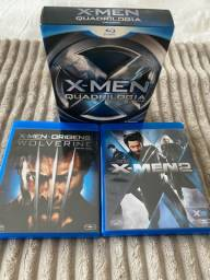 BOX Blu-ray QUADRILOGIA X-MEN