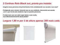 Cortina Rolo Black out