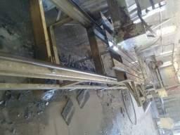 Máquina de serra para marmoraria