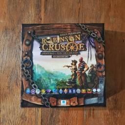 Título do anúncio: Robinson Crusoé jogo tabuleiro