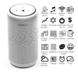 Título do anúncio: Caixa De Som Inteligente Oi Sofia Radio Wifi Musica Smart