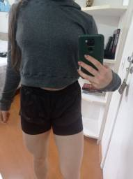 Título do anúncio: Shorts de corrida Fila P