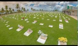 Título do anúncio: Jazigo - Jazigo perpétuo no cemitério Vale da Saudade!