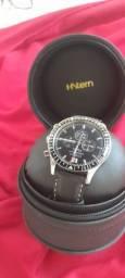 Título do anúncio: Relógio hstern zerado nunca usado