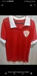 Camisa rara São Luís de Ijuí década de 80