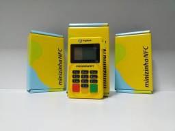 Título do anúncio: Maquina de cartão Pagseguro NFC