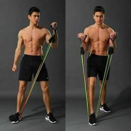 57 exercício com esse equipamento para musculatura do corpo