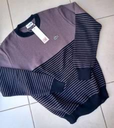 Suéter acabamento Premium!!!