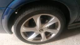 Troco Rodas Santorine 17 com pneus (Ler o anúncio)