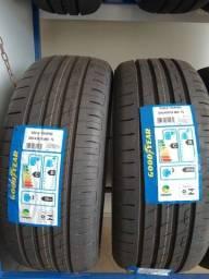 Título do anúncio: 4 pneus Goodyear 205/45 r18
