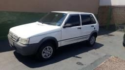 Fiat Uno way 1.0 11/12 com ar condicionado / só dinheirooooo - 2012