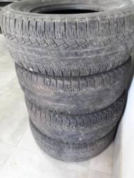 Pneus pirelli e bridgestone de hilux srv 2015