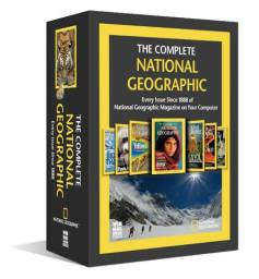 National Geogrphic Brasil - De 2000 a 2010 -DVD Rom