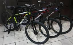 Bicicleta Nero Absolute Nova, 29(Aluminio, Suspensao com Regulagem)