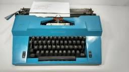 Linda Máquina Escrever Remington 33 Datilografia Antiga