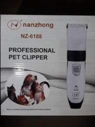 Maquina de tosa para cães kit profissional