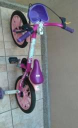 Vendo bicicleta para menina