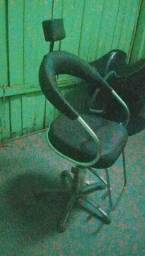 Cadeira e lavatorio de Salão