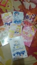 Mangás Sailor Moon