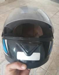 Vendo capacete pro tork carbon