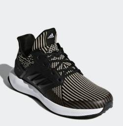Adidas RápidaRun KNIT J Tamanho: 37 e meio