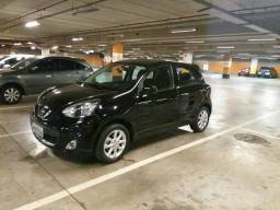 Nissan march 1.6 completo - 2015