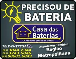 Bateria Bosch Tudor AC delco baterias
