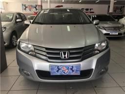 Honda City 1.5 lx 16v flex 4p automático - 2012