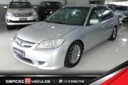 Honda Civic EX 1.7 Automático Completíssimo Legalizado Baixo - 2004