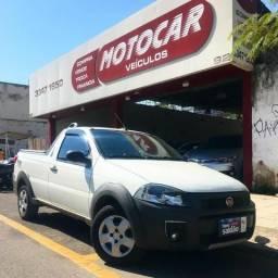 Fiat Strada 1.4 Hard Working 2015 GNV - 2015