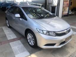 Civic LXS 1.8 2013/2014 Automático - 2014