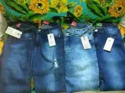 Calça jeans feminino atenção são 3 calças